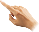 hand pekar på bäst bonus